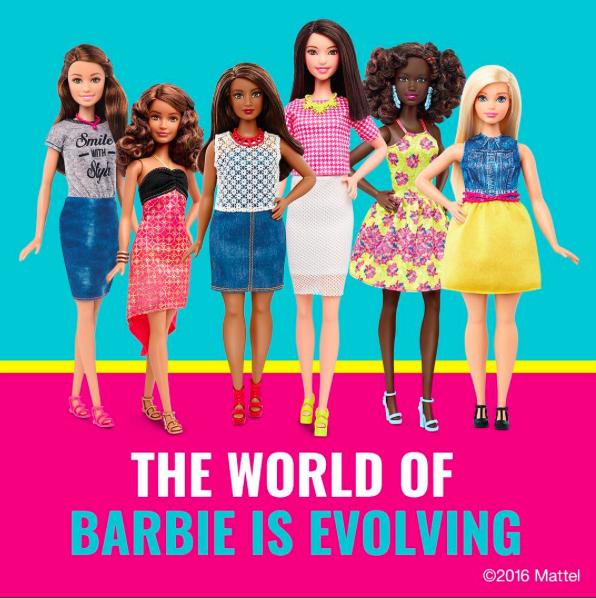 rivoluzione barbie