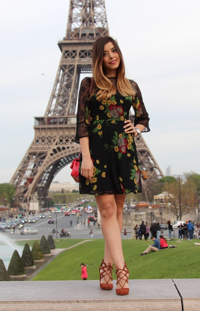 eiffel tower outfit