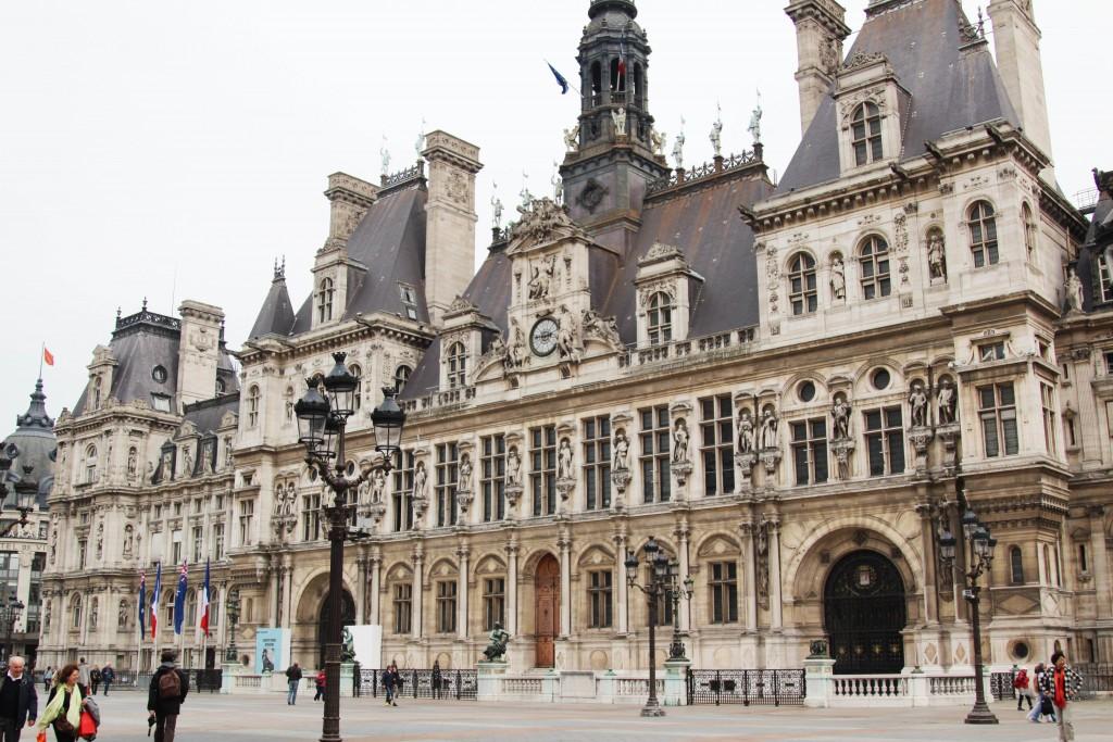 viaggio parigi