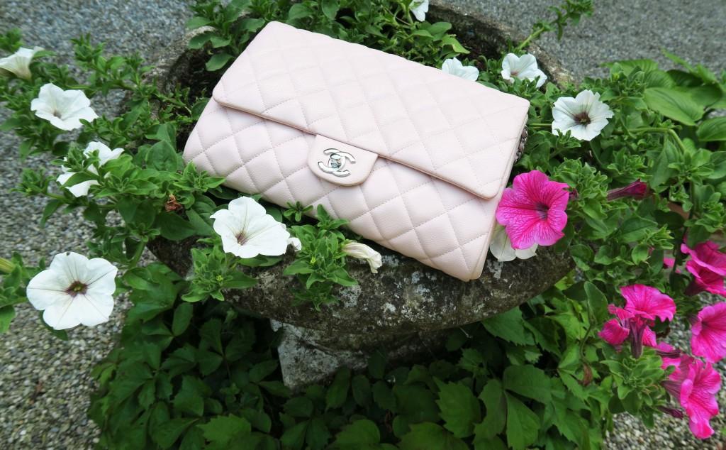 chanel rosa cipria