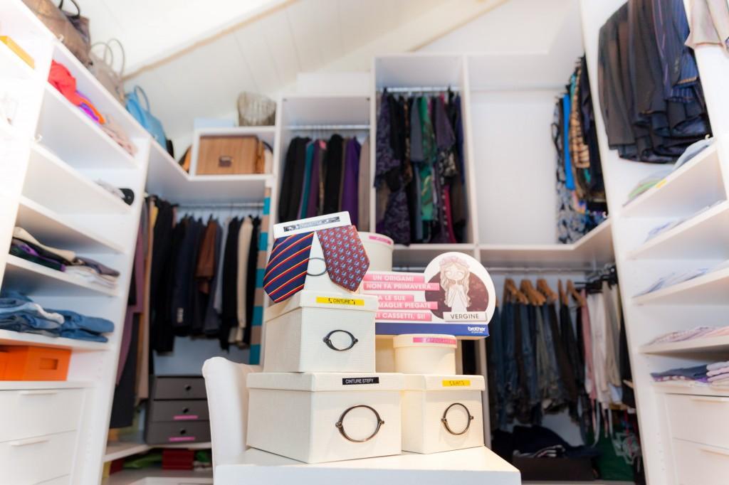 armadio da sogno etichette vestiti