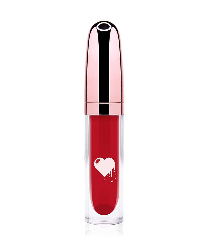 rossetto rosso cliomakeup shop fire kiss