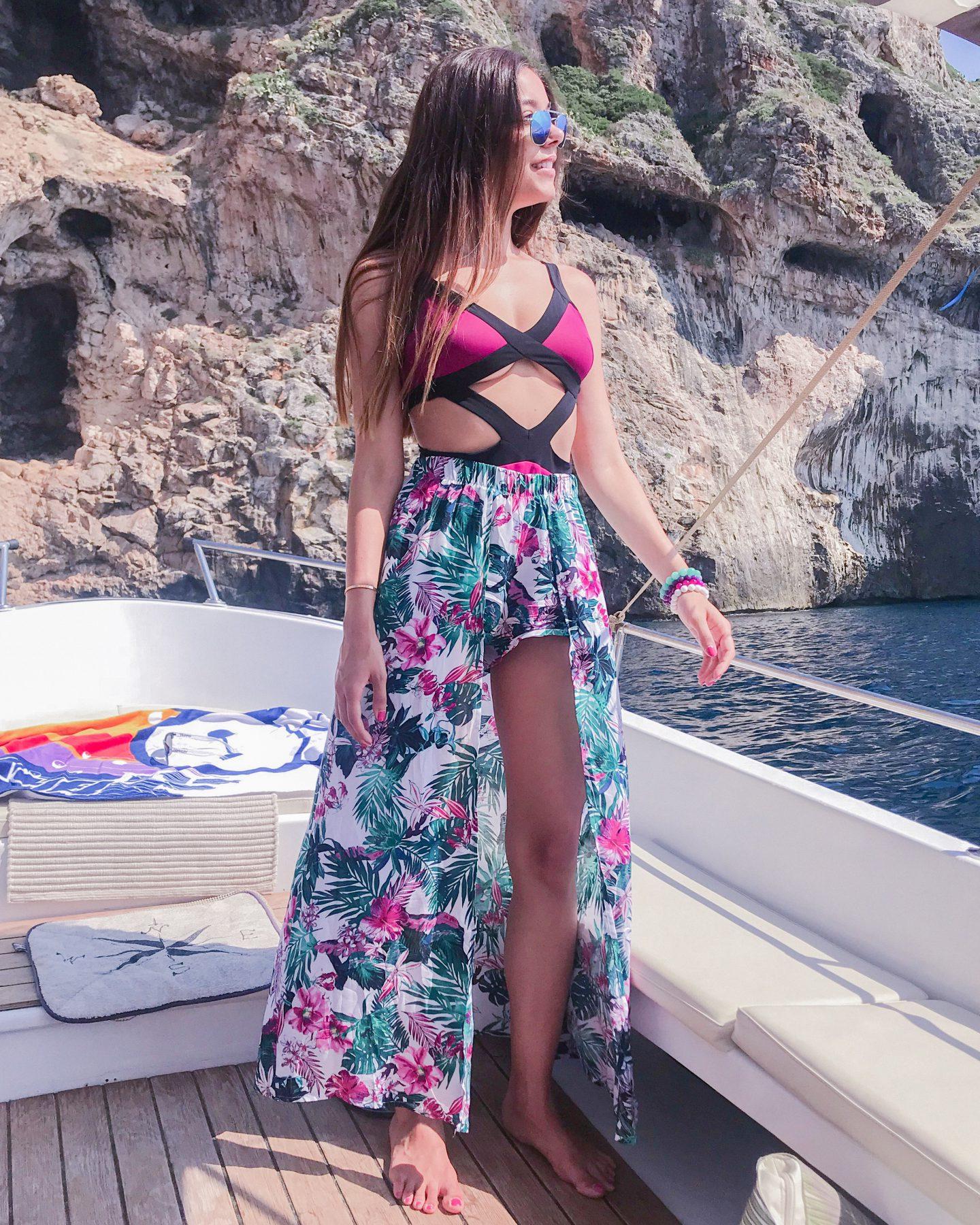 buy popular 95539 6a78e Outfit estivi: ecco i look che ho indossato in Salento ...