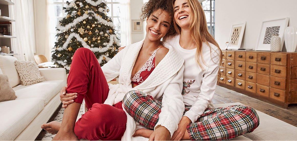 pigiama natalizio